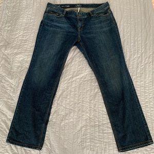 Loft Curvy Jeans